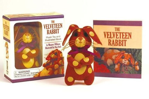 The Velveteen Rabbit Mini Kit : Plush Toy and Illustrated Book [With Plush]