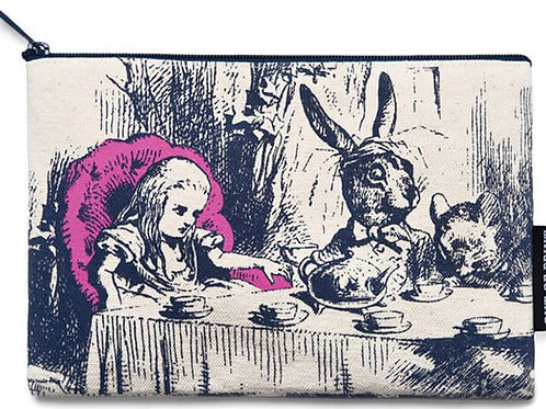Alice in Wonderland Pouch