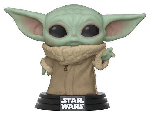 Pop! Star Wars Mandalorian - the Child Vinyl Figure (Baby Yoda)