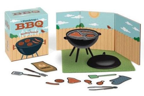 Desktop BBQ: With Sizzling Sound!