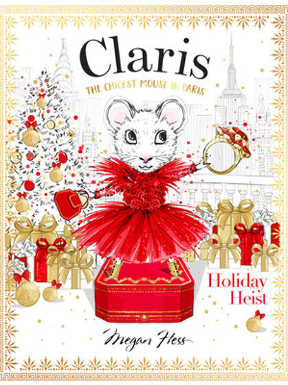 Claris : Holiday Heist: The Chicest Mouse in Paris