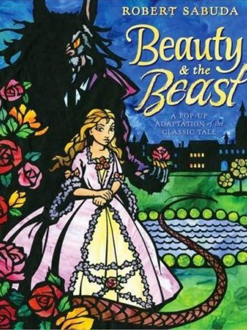 Beauty & the Beast: A Pop-Up Book