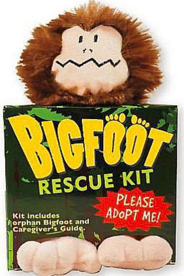 Bigfoot Rescue Mini Kit