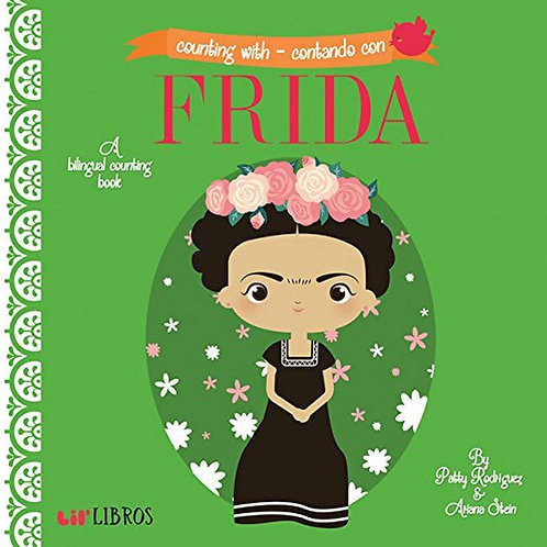 Counting with -Contando Con Frida