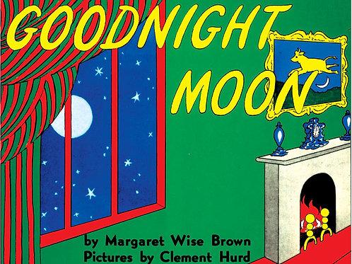 Good Night Moon (Lap-Sized Board Book)