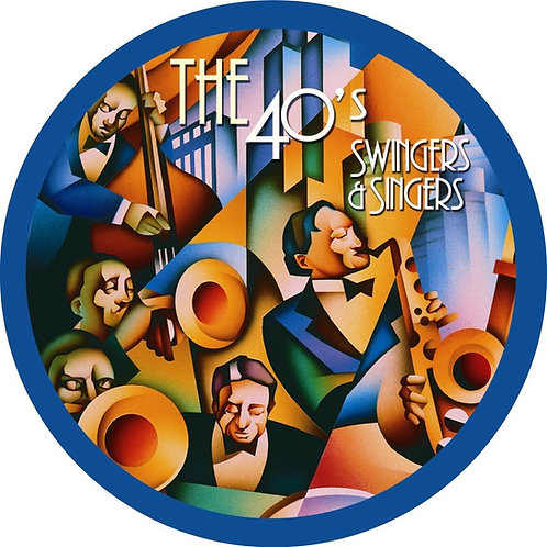 Various Artist - Swingers & Singers The 40