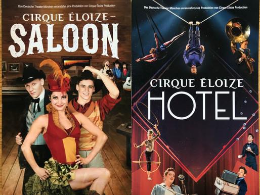 Cirque Eloize im Deutschen Theater München