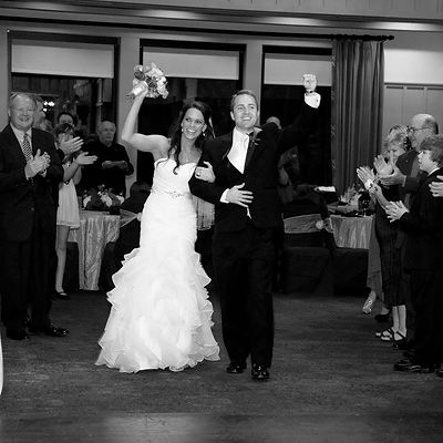 Kristen and Jason - starting a lifetime of happiness