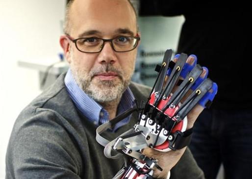 Manos robóticas como herramientas para la rehabilitación