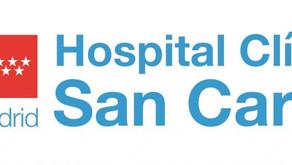 Taller sobre el uso de datos clínicos en el hospital clínico San Carlos