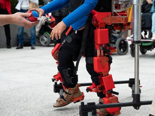 El primer exoesqueleto infantil con permiso para su comercialización es español