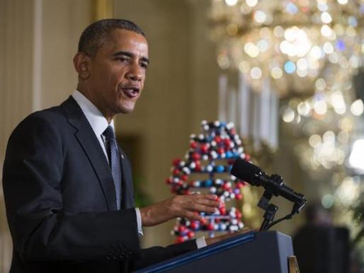 Obama anuncia un estudio para secuenciar del genoma de 1 millón de personas