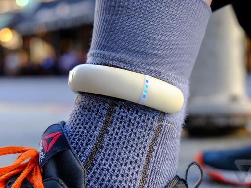 Gadgets para monitorizarte mientras haces deporte: Sensoria Fitness