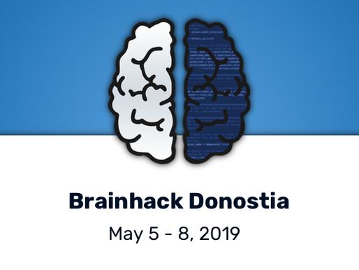 Brainhack Donostia 2019, charlas, talleres y hackathon