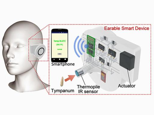 Earable, un dispositivo de monitorización werable creado con impresión 3D
