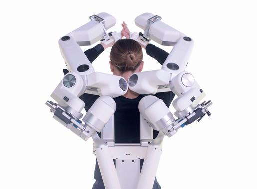 Harmony SHR: un exoesqueleto comercial para rehabilitación de miembro superior