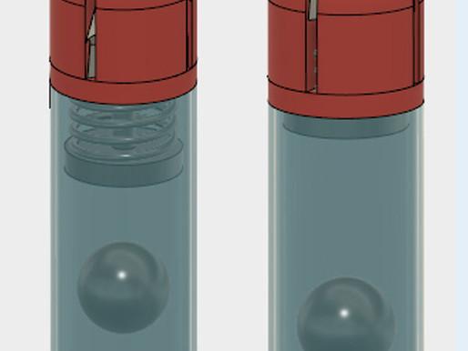 Crean un microrobot magenético capaz de penetrar tejidos