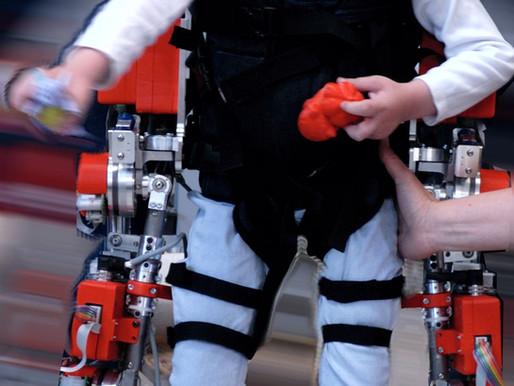 El exoesqueleto infantil español finalista de los Robotics Awards for Goods.