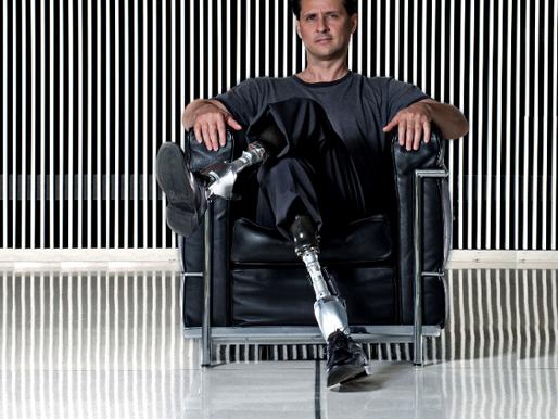 Hugh Herr, la eminencia mundial en desarrollo de piernas biónicas, gana el premio princesa de Asturi