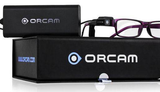 OrCam MyEye, fantástico dispositivo werable para asistir a invidentes