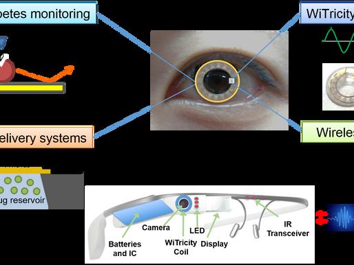 Avances en lentillas capaces de monitorizar y tratar la diabetes