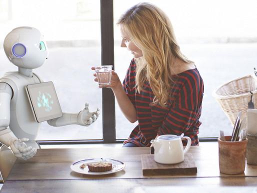 Pepper, un robot con sentimientos que cuesta 1400 euros agota las existencias en un minuto