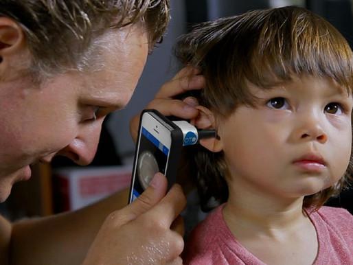Cellscope Oto: convirtiendo un teléfono móvil en un otoscopio