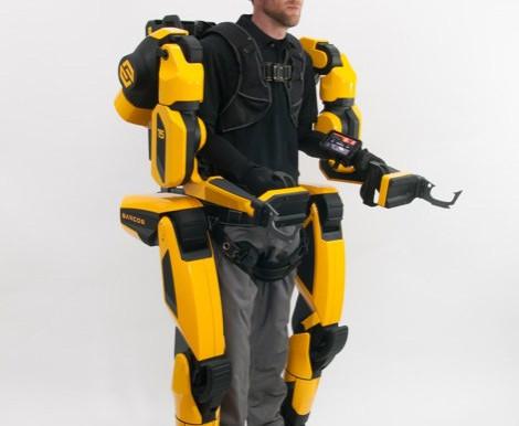 Los exoesqueletos llegarán al mercado industrial en 2019