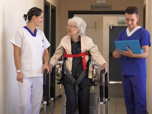 Charla online: SWalker, la plataforma robótica para rehabilitar fractura de cadera