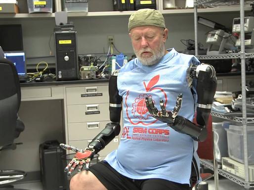 Charla-taller: Prótesis y órganos biónicos; ¿Cómo de cerca estamos del hombre biónico?