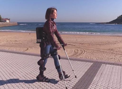 La primera empresa europea en conseguir la homologación de un exoesqueleto es española