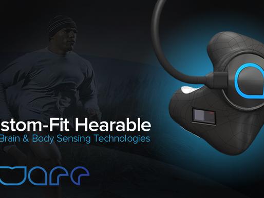 The Aware, unos cascos de música que registran tu EEG y cuantifican tu nivel de estrés