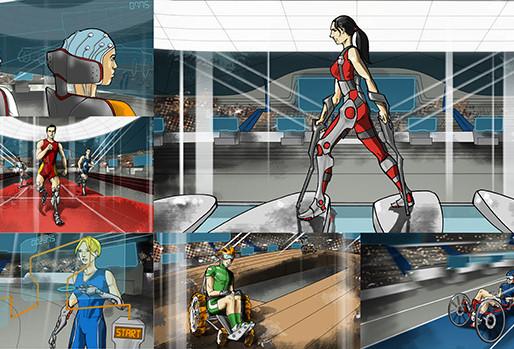 """El primer cybatlón del mundo, las """"Olimpiadas"""" de los Ingenieros Biomédicos."""