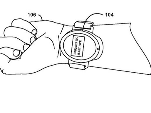 Google patenta un dispositivo vestible para pacientes diabéticos