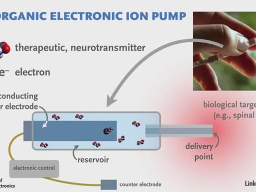 Dispositivo electrónico capaz de cancelar el dolor