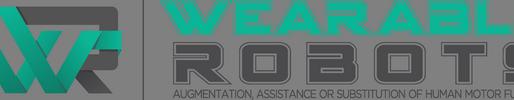 La3rd School on Wearable Robotics se celebrará en Extremadura