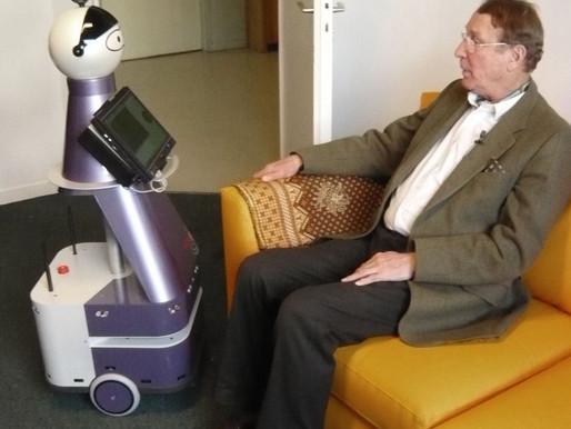 Mario, un robot para servir de apoyo a los pacientes con Alzheimer