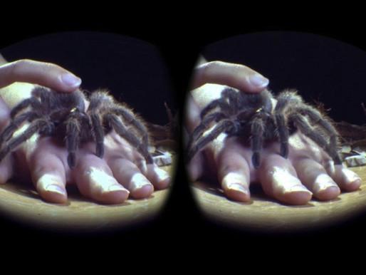 Usando la realidad virtual para perderle miedo a las fobias