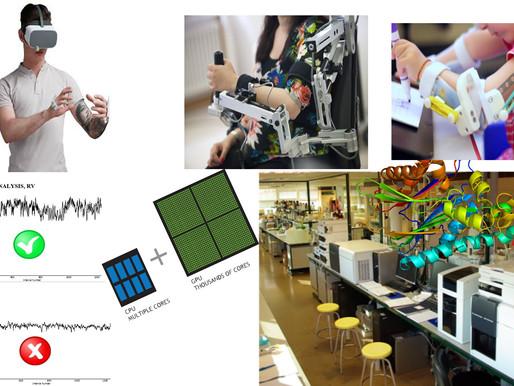 Charla: Líneas de investigación del Laboratorio de Ingeniería Biomédica