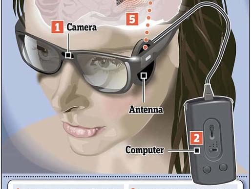 Primer ojo biónico que envía la señal directamente al cerebro