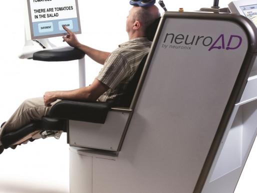 NeuroAD, el primer dispositivo médico aprobado para el tratamiento del Alzheimer