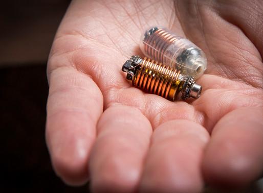 Probado en humanos por primera vez un sensor de gas y ingerible