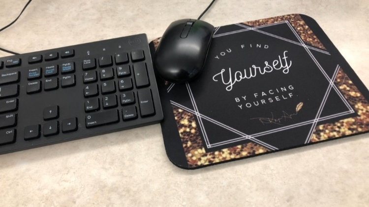 Mouse Pad (Pre-Order Only)