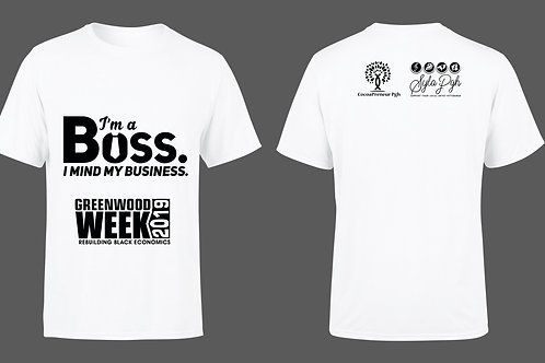 Greenwood Week T-Shirt