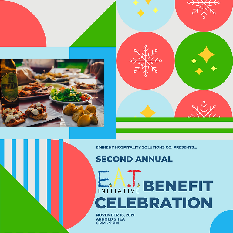 Second Annual EAT Benefit Celebration