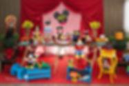 Decoração ABC Festas Infantis