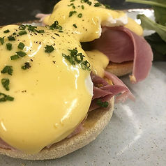 🌟New weekend specials menu Ft. Eggs Ben
