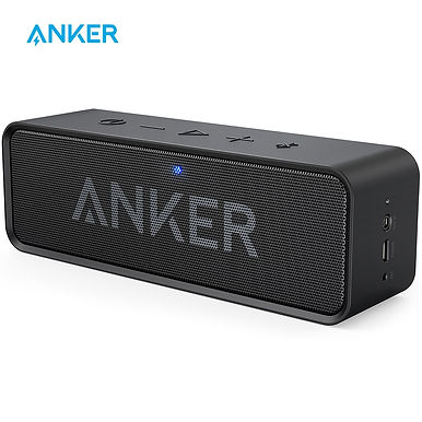 Anker Soundcore 2 Wireless Bluetooth Speaker With Dual-Driver