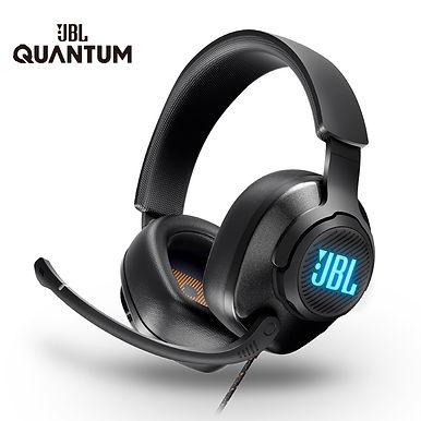 JBL Quantum 400 Gaming Headset With Mic - Black
