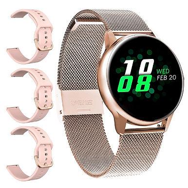 Maskura Smart Watch Touch Screen Intelligent Fitness Trackers / Health Monitor